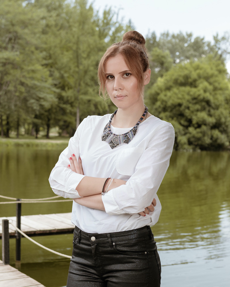 Dragana Mitrovic, CRM FRONTEND MANAGER